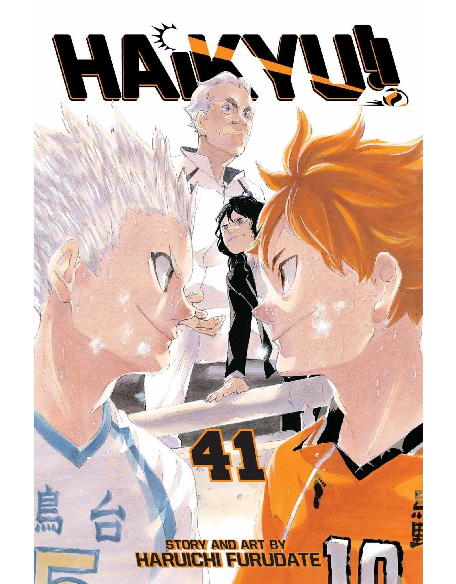Haikyu!! 41 (English)
