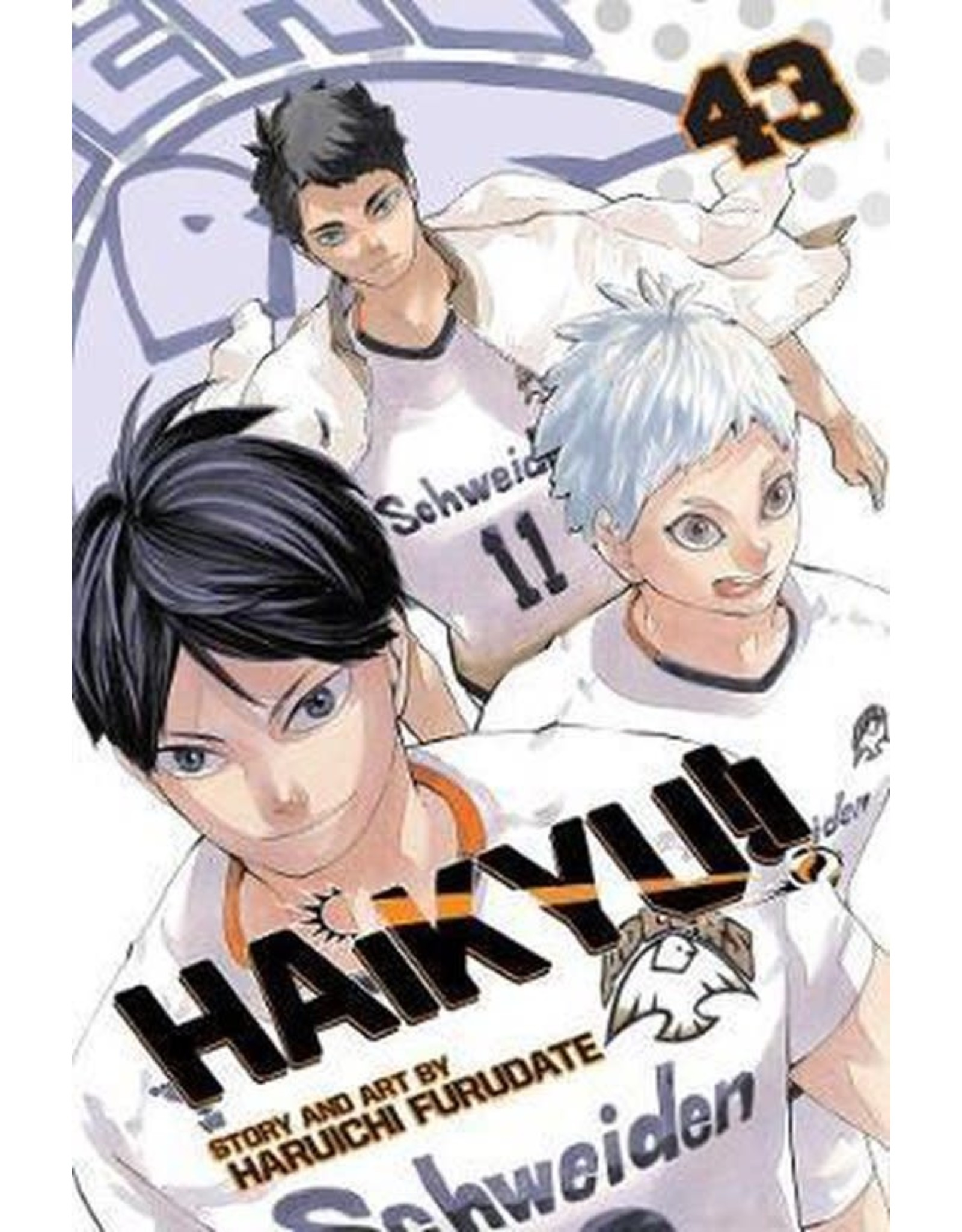 Haikyu!! 43 (Engelstalig)