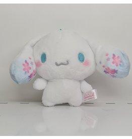Sanrio Cinnamoroll Sakura Mini Plush - Smile - 10 cm