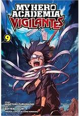 My Hero Academia: Vigilantes 9 (English)