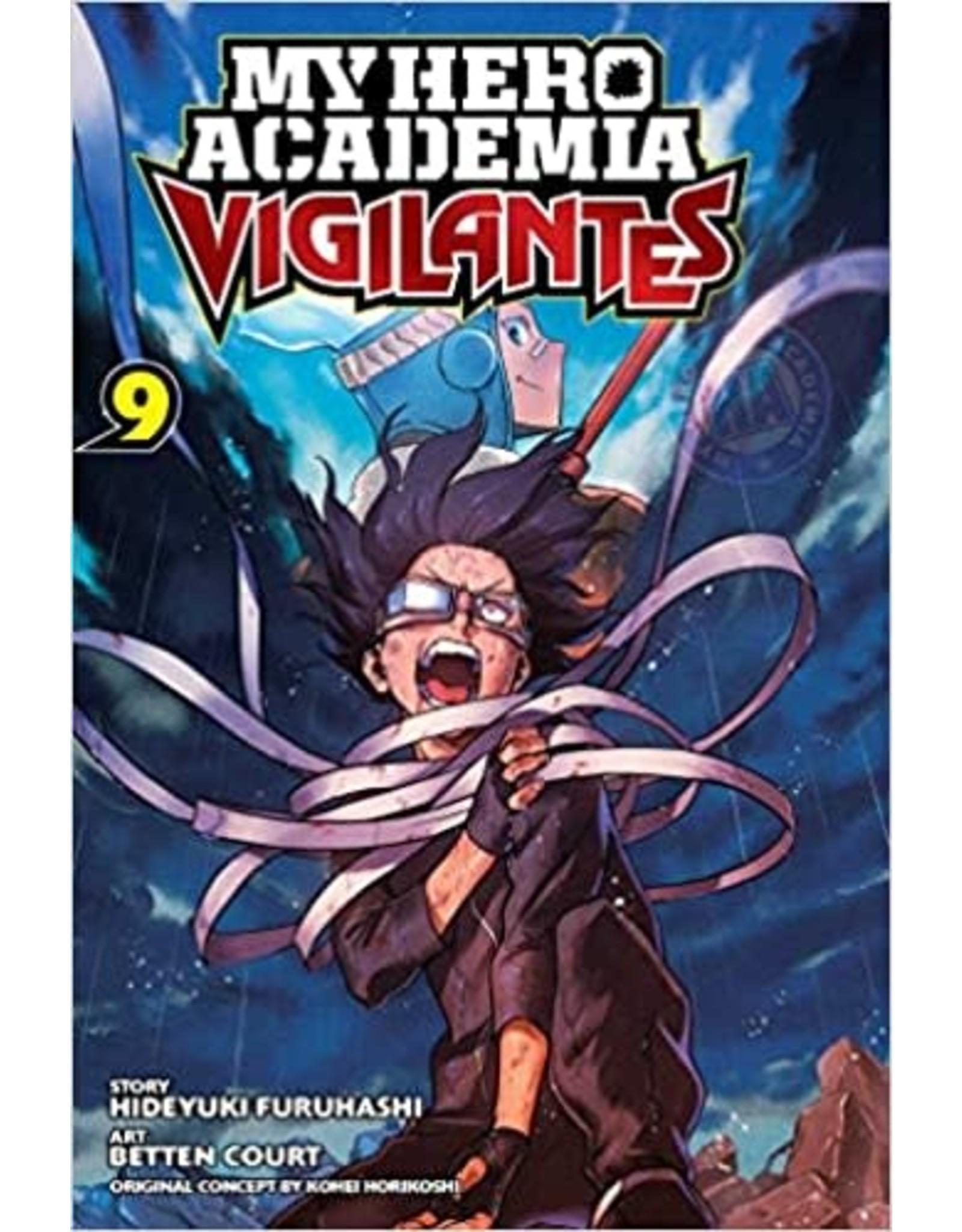 My Hero Academia: Vigilantes 9 (Engelstalig)