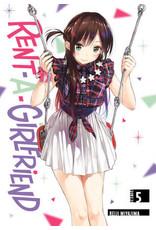 Rent-A-Girlfriend 5 (English)