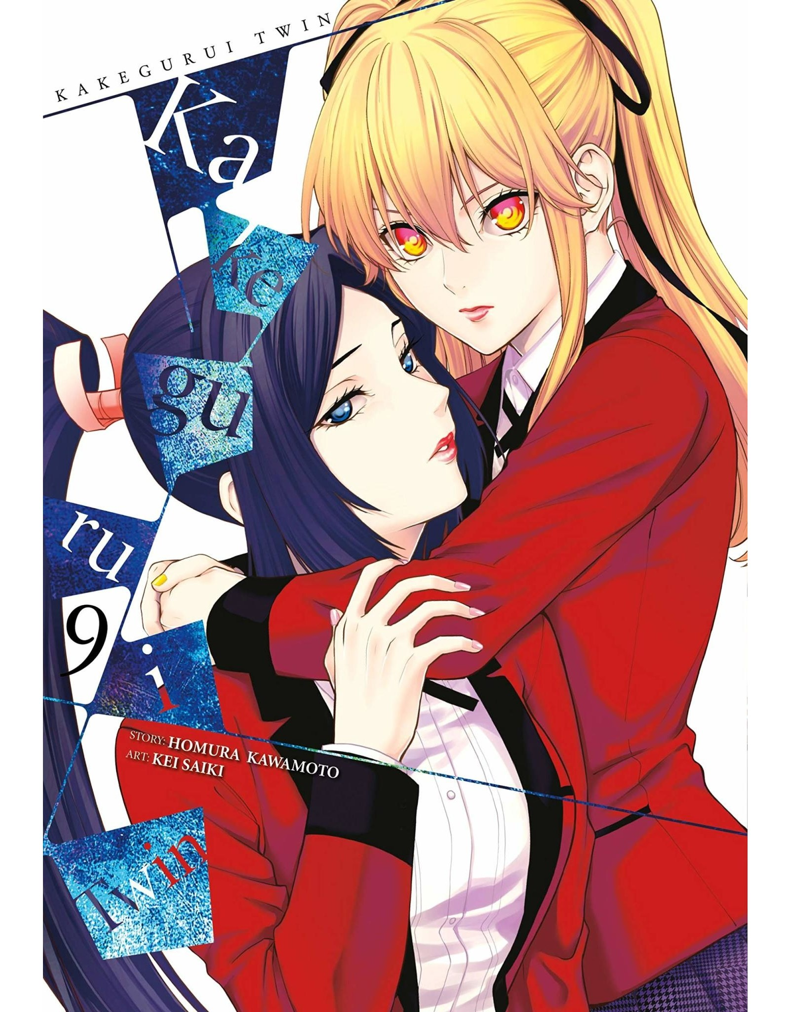 Kakegurui Twin 09 (English)