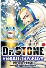 Dr. Stone Reboot: Byakuya (Engelstalig)