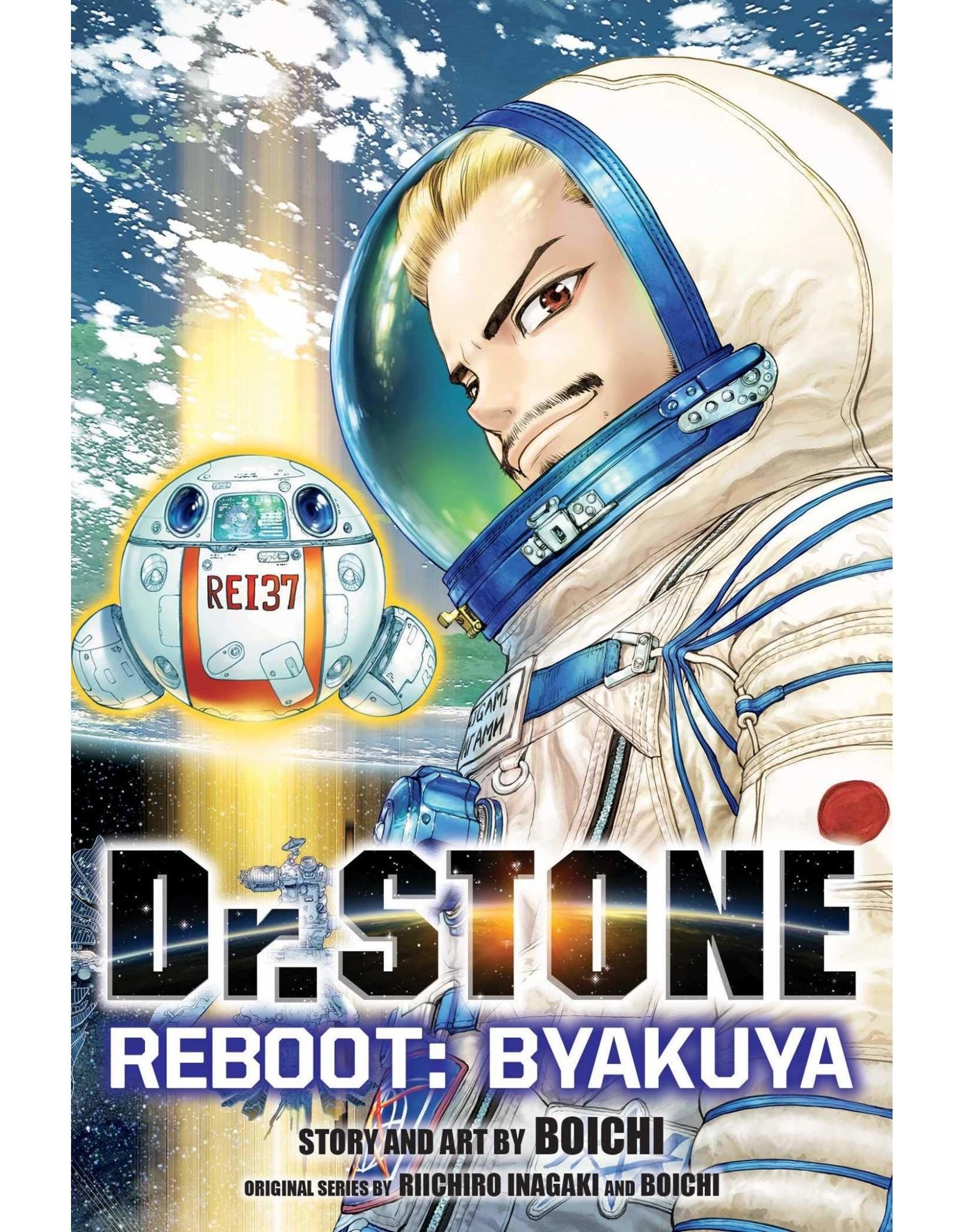 Dr. Stone Reboot: Byakuya (English)