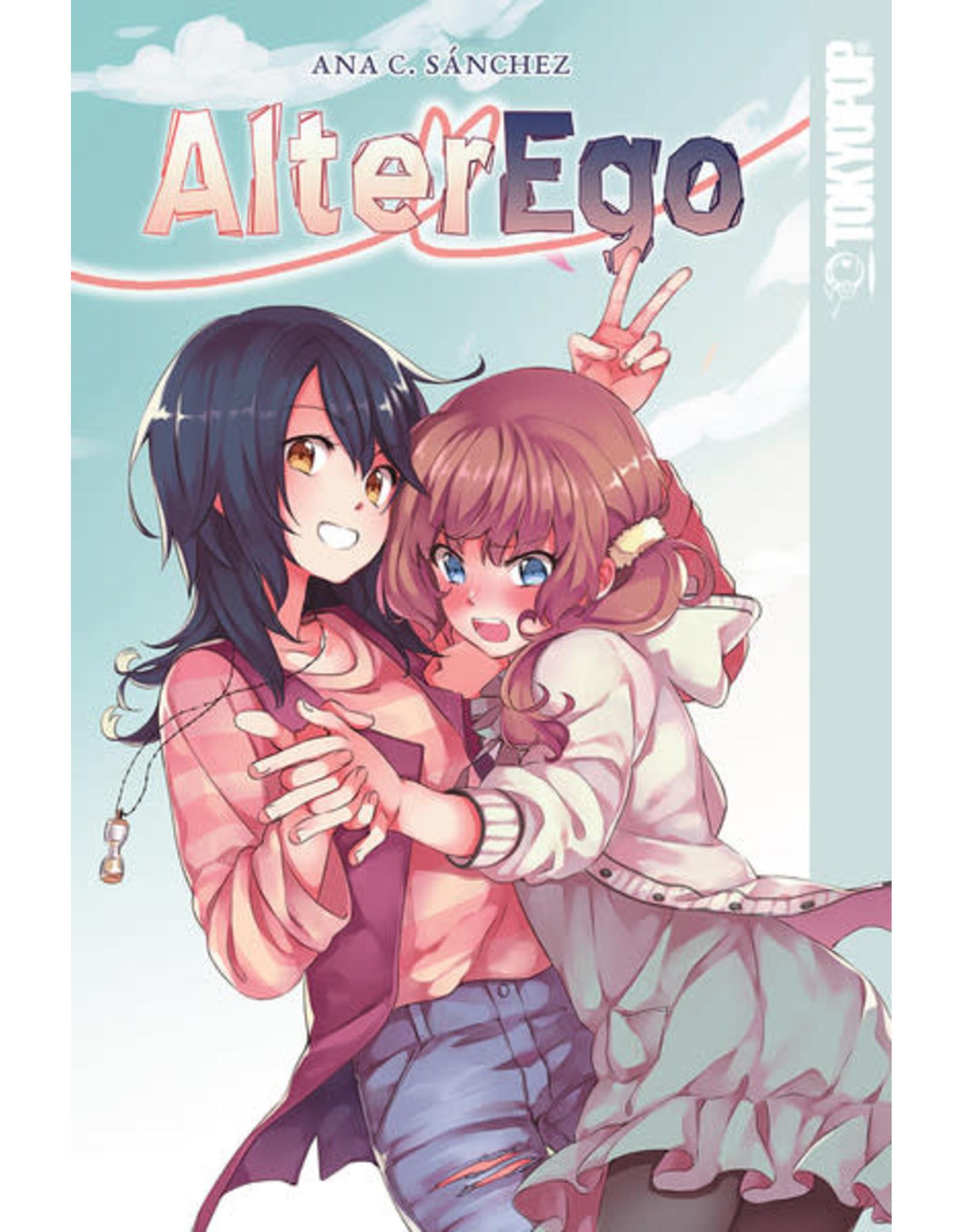 Alter Ego (English) - Manga