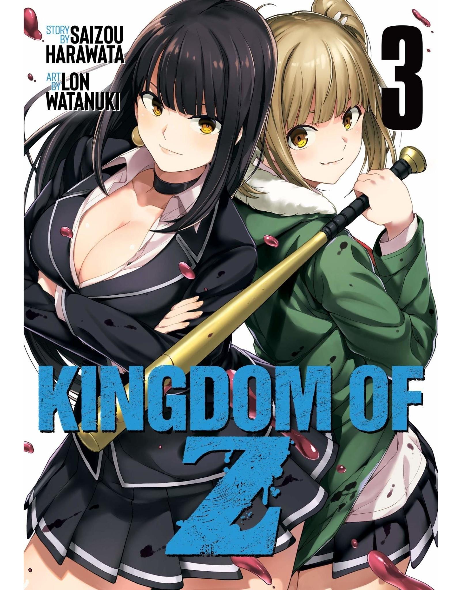 Kingdom of Z 3 (Engels)