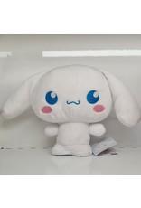 Sanrio Cinnamoroll Moi Pon Plush - Cinnamoroll - 16 cm