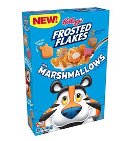 Frosted Flakes with Marshmallows - 340g - THT-datum: 23/7/2021