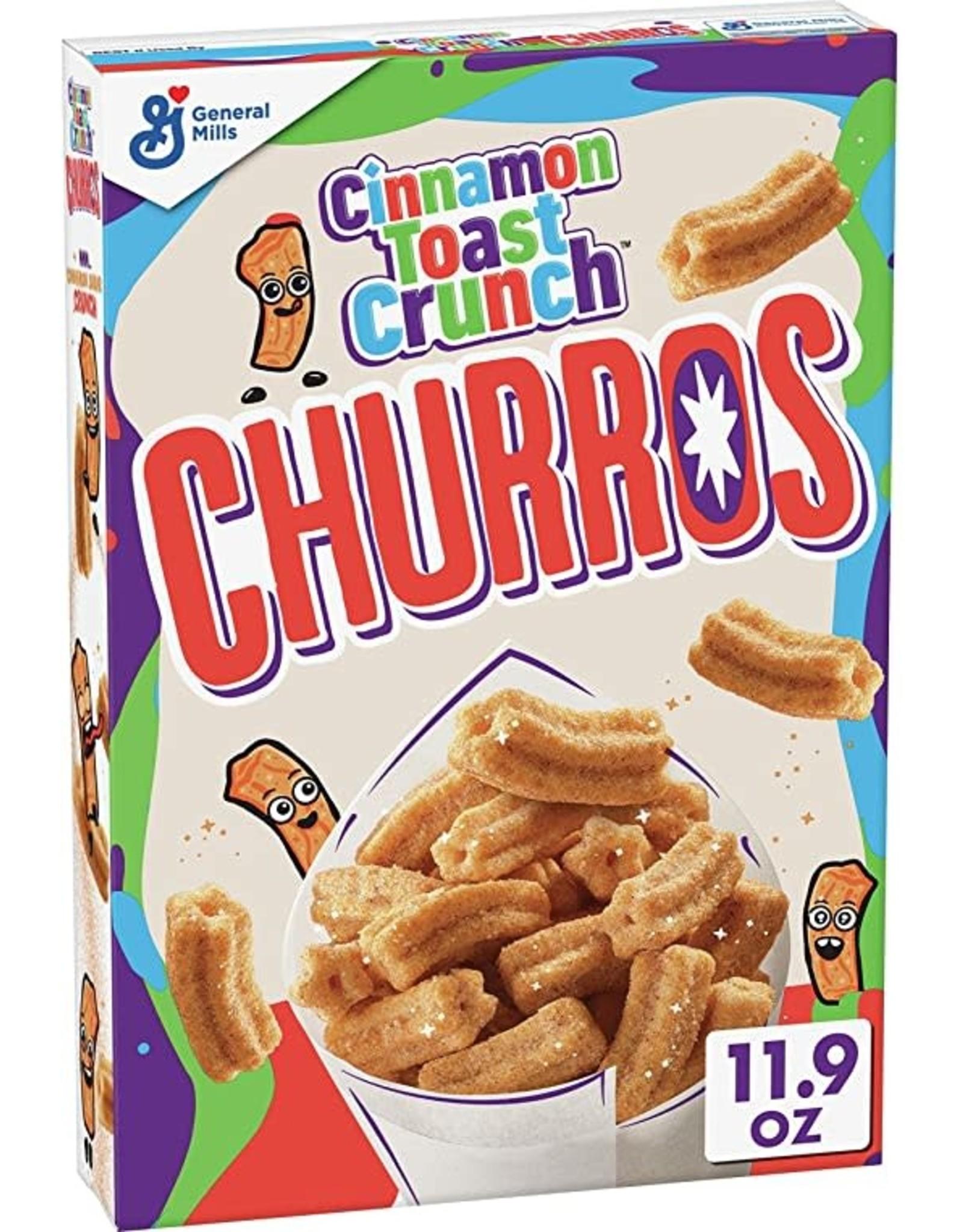 Cinnamon Toast Crunch Churros - 337g