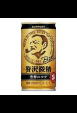 Boss Coffee - Less Sugar