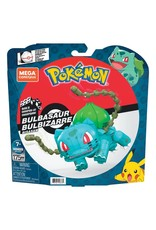 Pokémon - Bulbasaur - Mega Construx Wonder Builders Construction Set - 10 cm