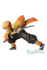 Demon Slayer: Kimetsu no Yaiba - Agatsuma Zenitsu - SEGA Prize PVC Statue - 14 cm