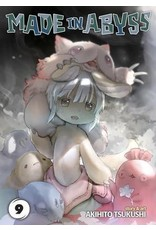 Made in Abyss 9 (Engelstalig)
