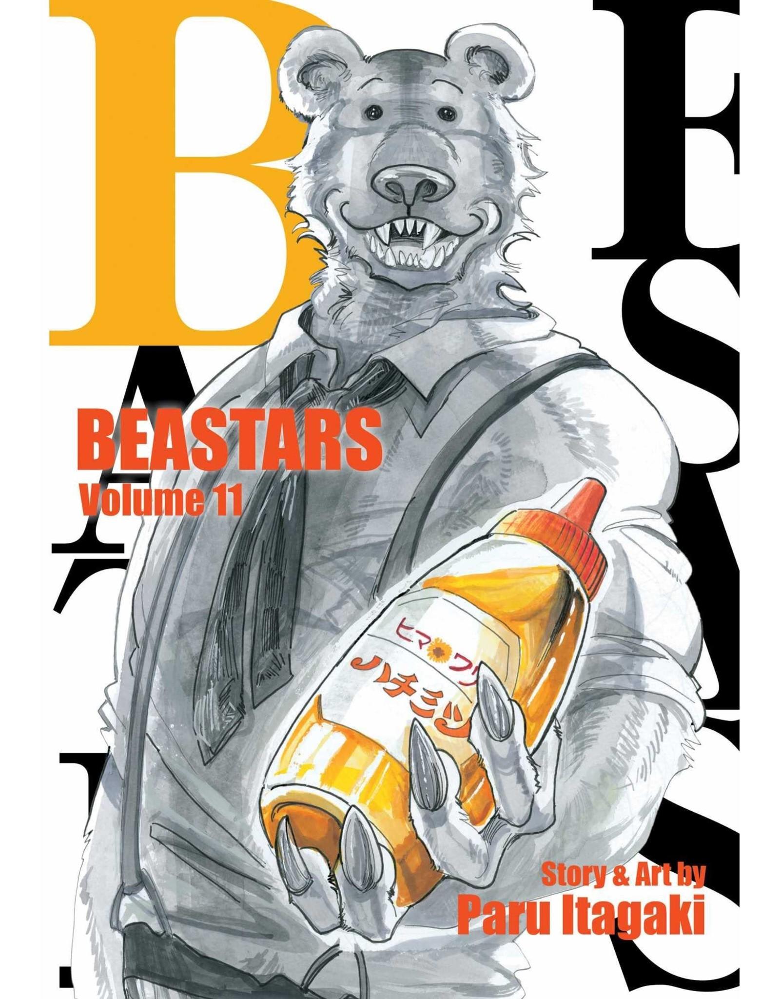 Beastars 11 (English)