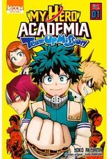 My Hero Academia: Team-Up Missions 1 (English)
