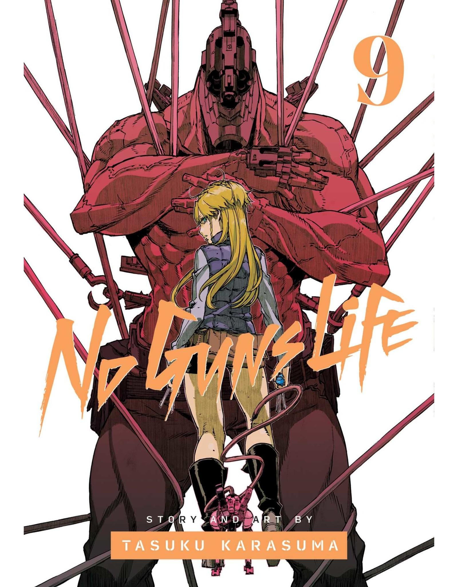 No Guns Life 9 (English)