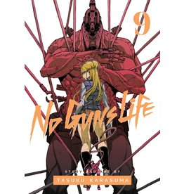 No Guns Life 9 (English)