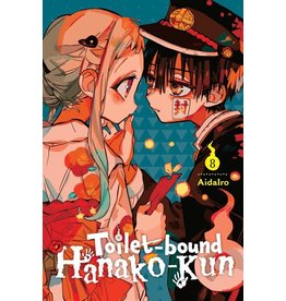 Toilet-Bound Hanako-Kun 8 (English)
