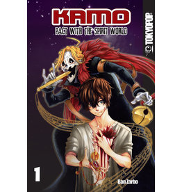Kamo: Pact With The Spirit World 1 (English)