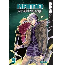 Kamo: Pact With The Spirit World 3 (English)