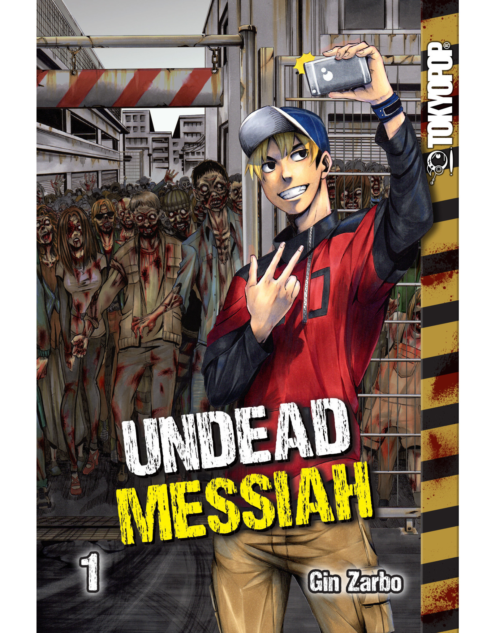 Undead Messiah 1 (English)