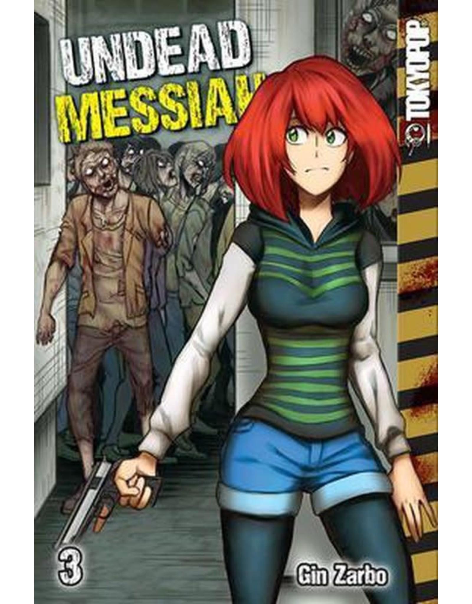 Undead Messiah 3 (Engels)