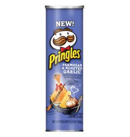 Pringles Parmesan & Roasted Garlic - 158g