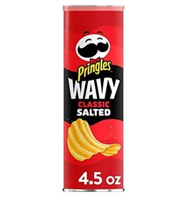 Pringles Wavy Classic Salted - 130g