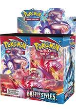 Pokemon Sword & Shield: Battle Styles - Booster Box Set (36 Booster Packs)