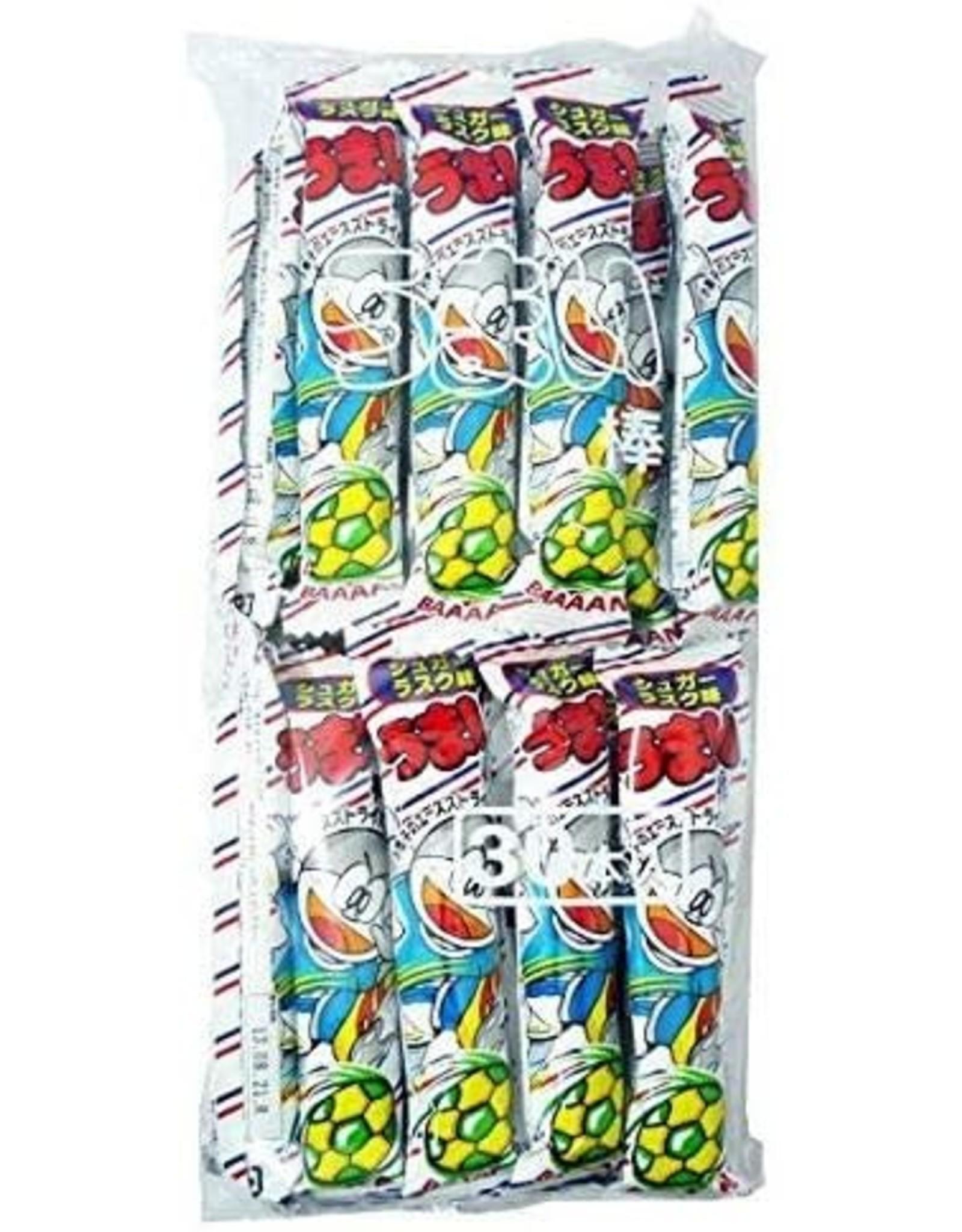 Umaibo Sugar Rusk - 30 stuks