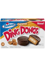 Ding Dongs Caramel - 10 individually wrapped cakes - 360g