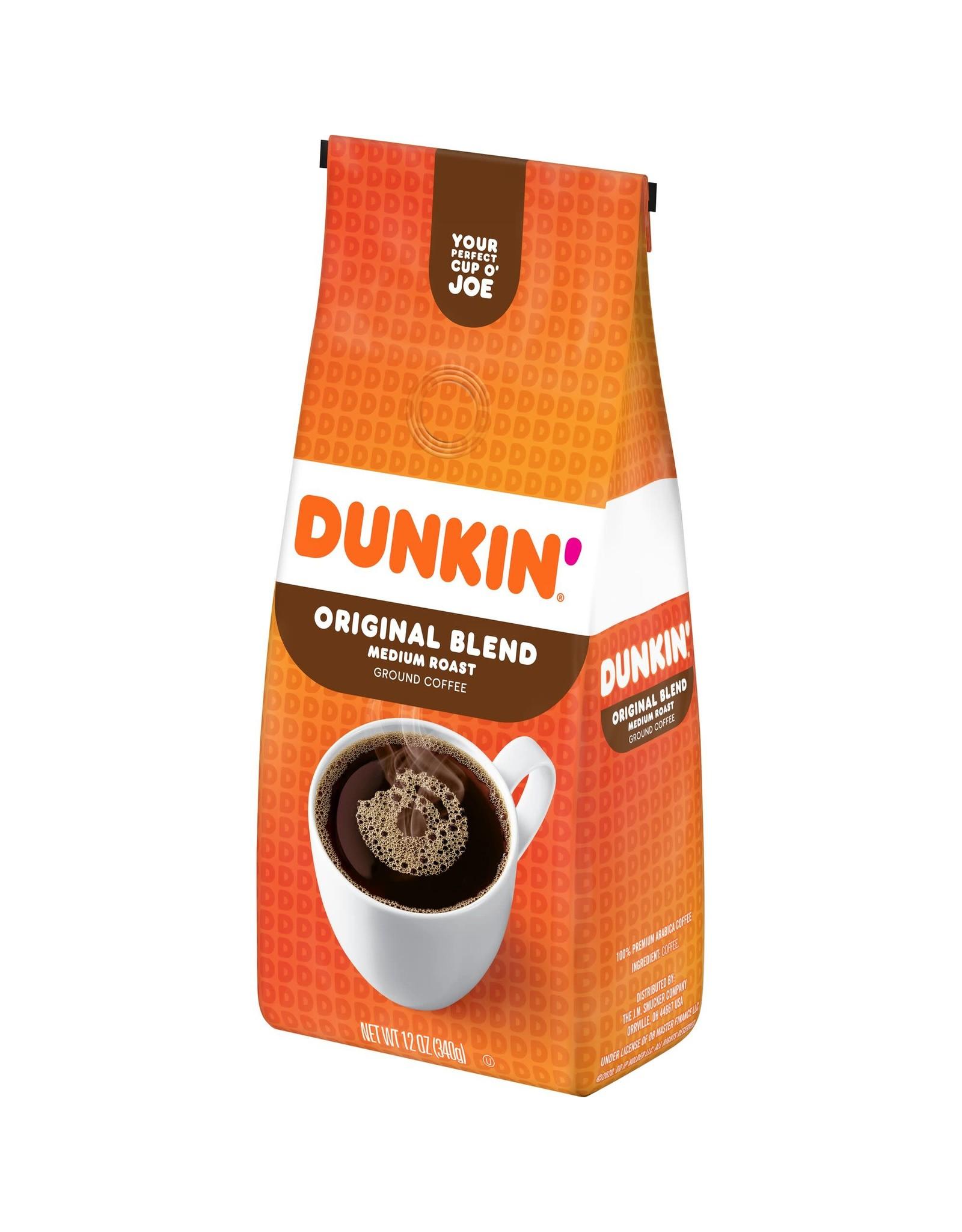 Dunkin Donuts Original Blend Ground Coffee - 340g