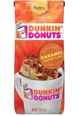 Dunkin Donuts Caramel Coffee Cake Ground Coffee - 311g
