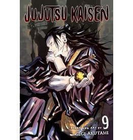 Jujutsu Kaisen 09 (Engelstalig)