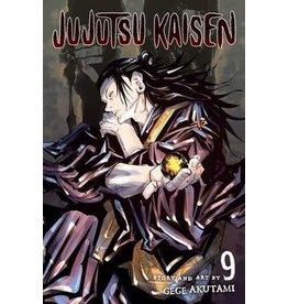 Jujutsu Kaisen 09 (English)