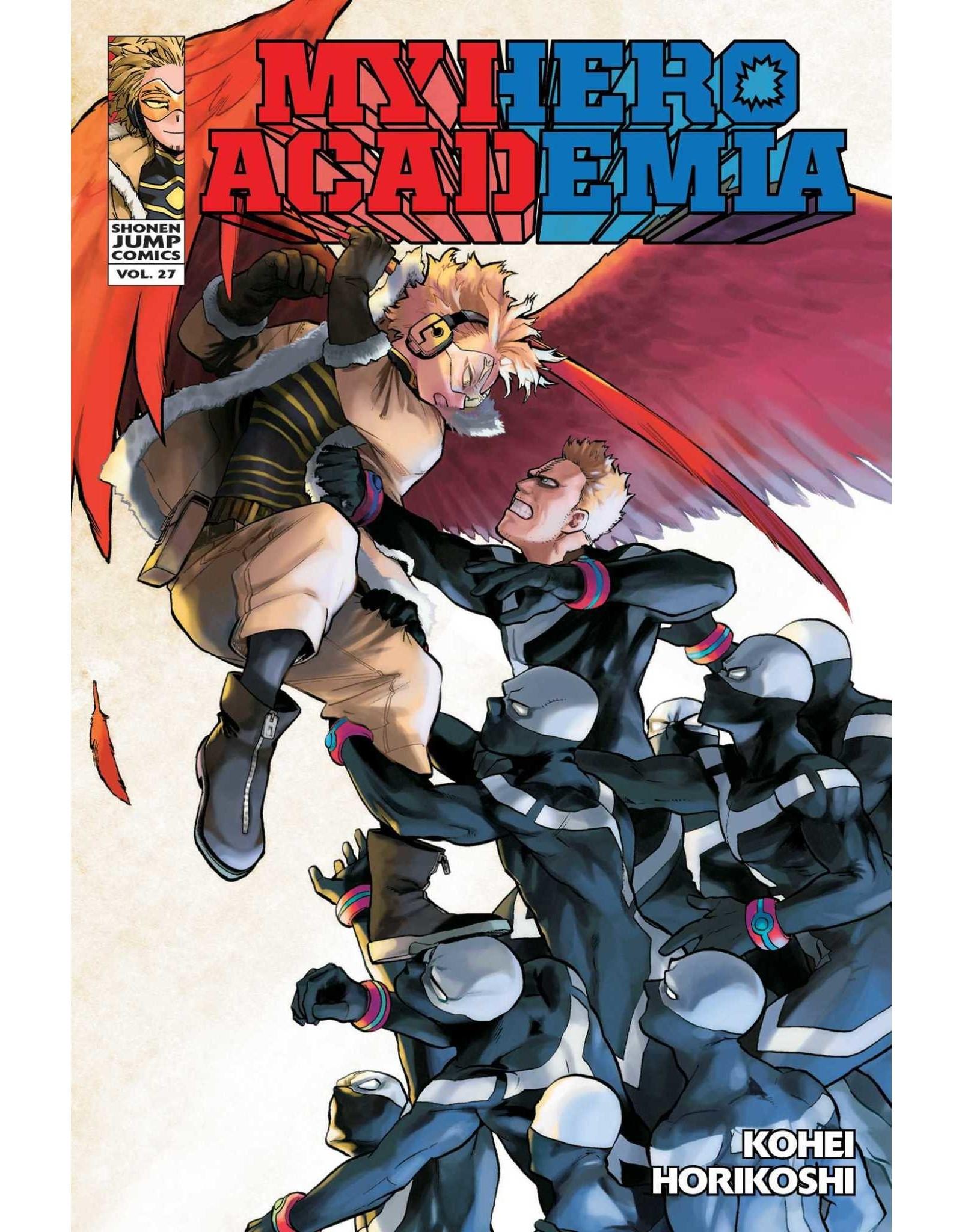 My Hero Academia Volume 27 (Engelstalig)
