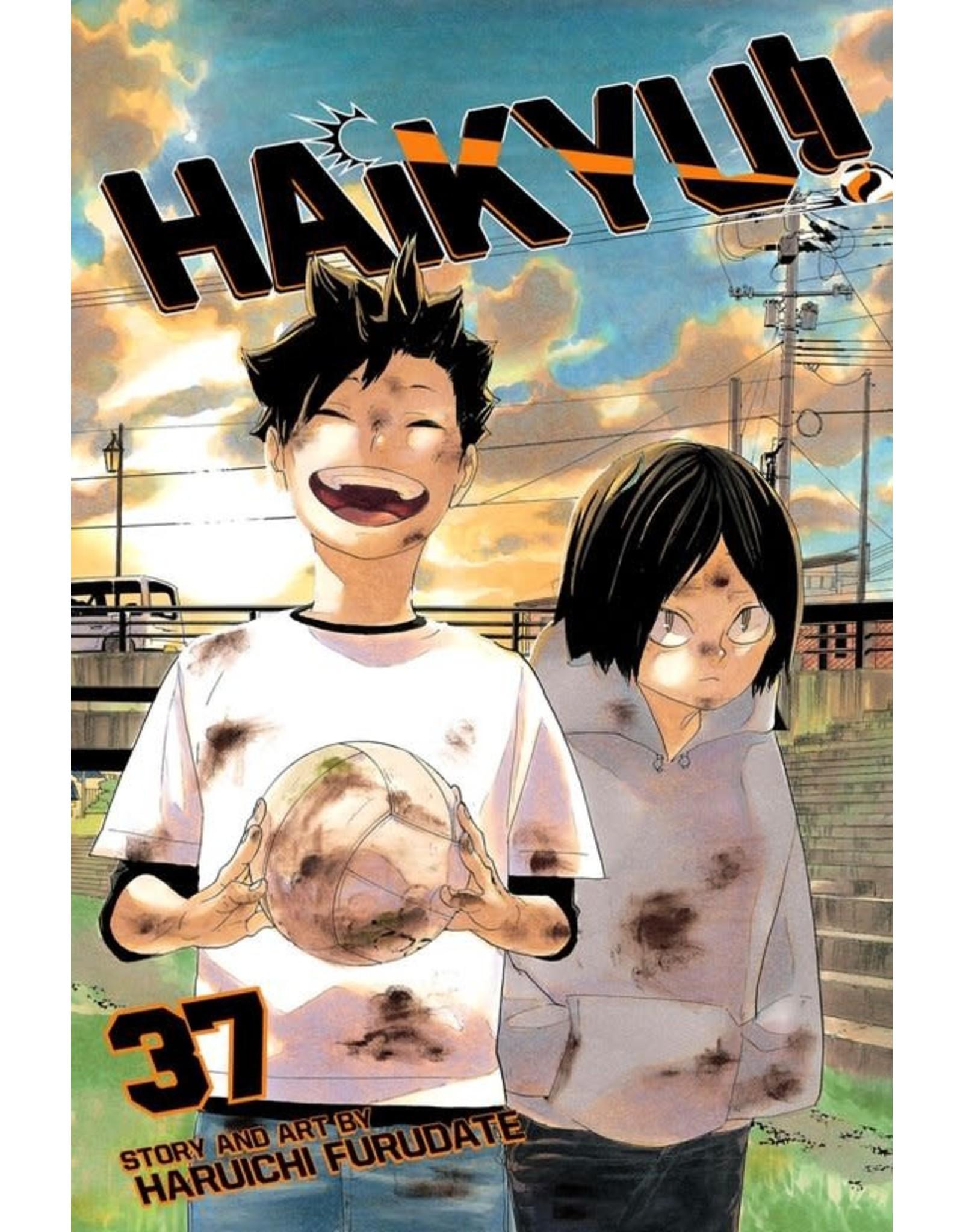 Haikyu!! 37 (Engelstalig)