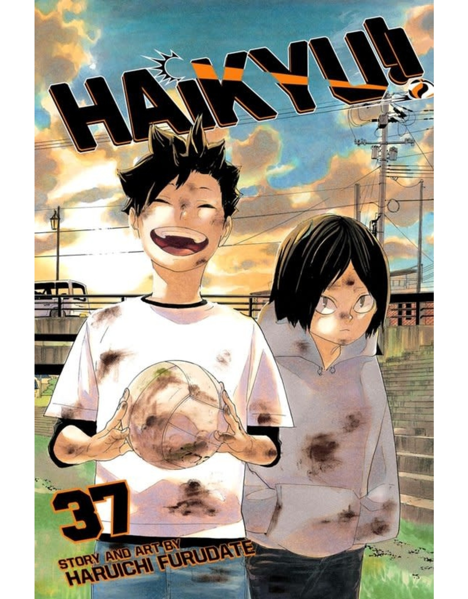 Haikyu!! 37 (English)