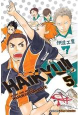 Haikyu!! 5 (English)