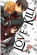 Love of Kill 1 (Engelstalig)