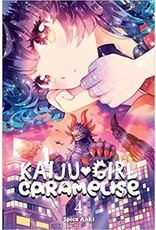 Kaiju Girl Caramelise 4 (English)