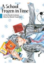A School Frozen in Time 1 (Engelstalig) - Manga