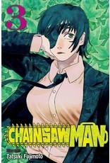 Chainsaw Man 3 (Engelstalig)