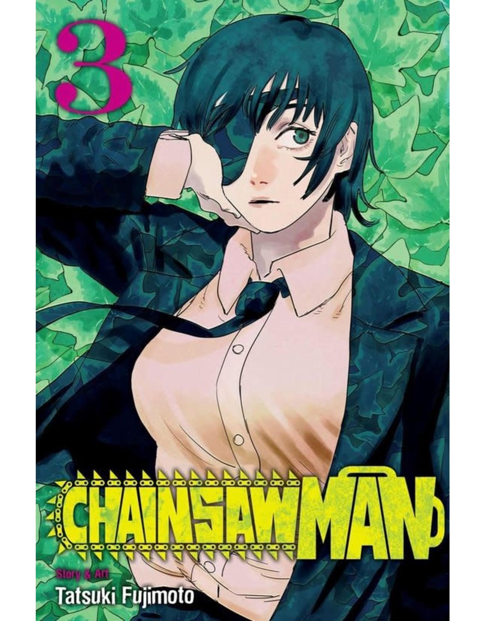 Chainsaw Man 3 (Engelstalig) - Manga