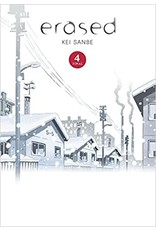 Erased 4 - Hardcover (English)