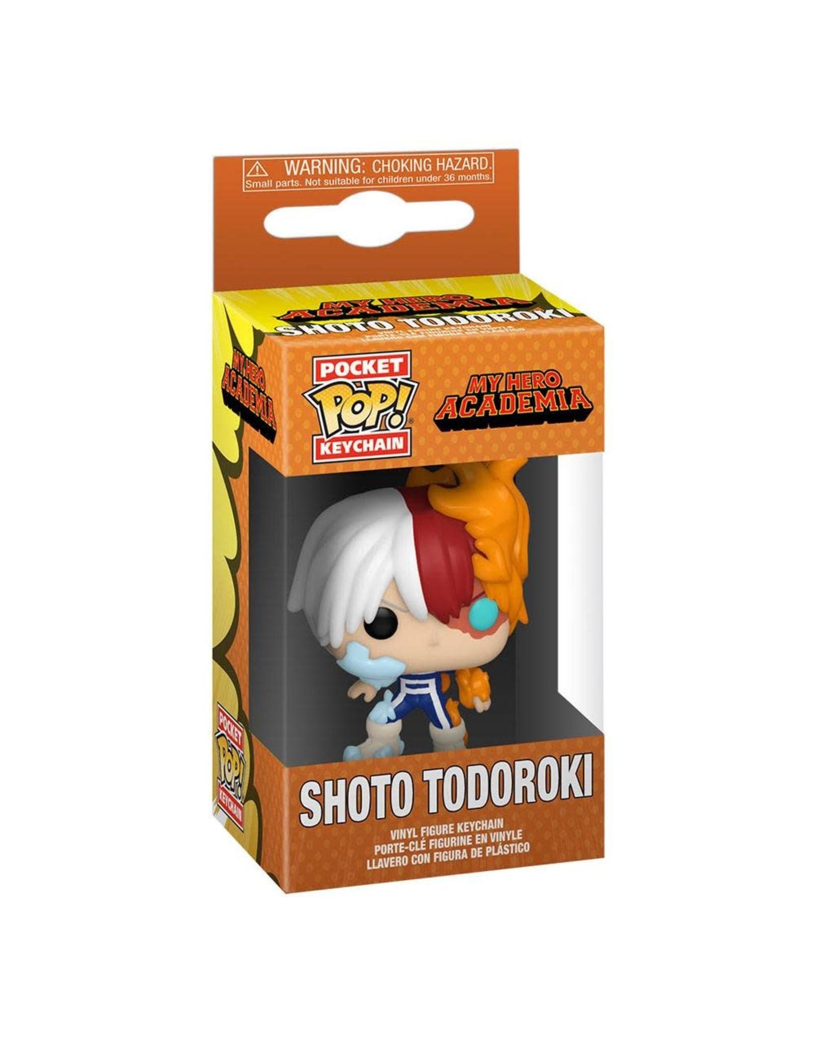 My Hero Academia - Shoto Todoroki - Pocket POP! Vinyl Keychain