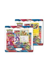 Pokemon Trading Card Game - Sword & Shield: Battle Styles - 3 Booster Blister - Eevee or Jolteon