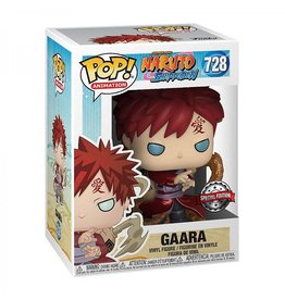 Naruto Shippuden - Gaara (Metallic) - Funko Pop! Animation 728 - Special Edition