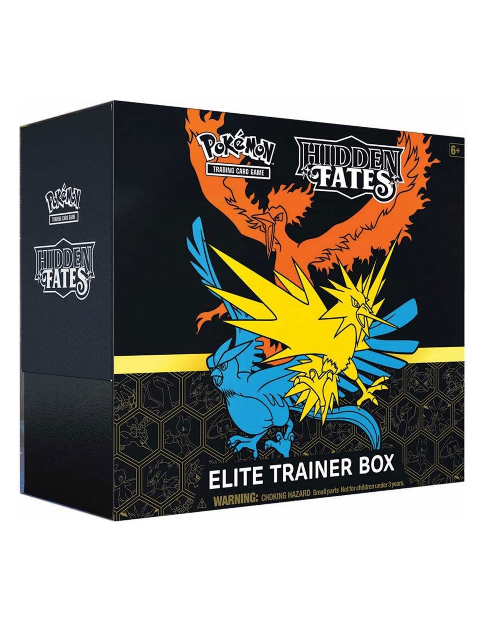 Pokemon Trading Card Game - Hidden Fates Elite Trainer Box